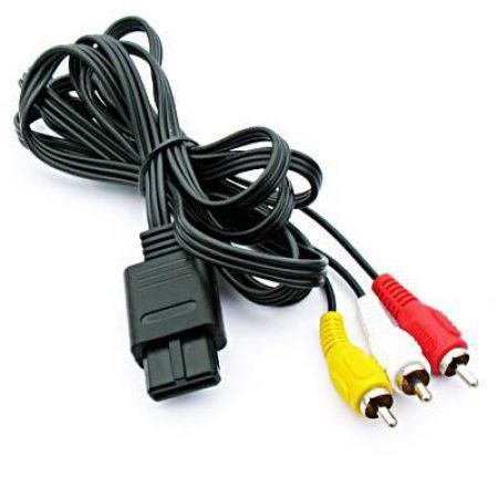 Cable Video RCA Super Nintendo - Nintendo 64 - Gamecube