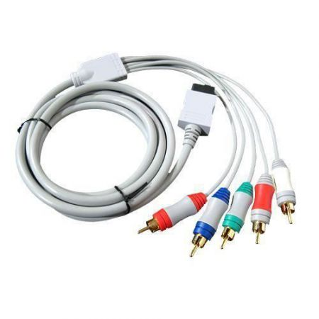 Câble YUV Component HD Nintendo Wii & Wii u - AWII0883