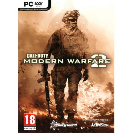 Cal Of Duty Modern Warfare 2 Pc 523392 Jpc3392
