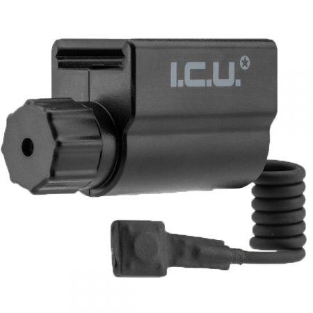 Camera ICU Tacticam Airsoft - HD - Interrupteur Déporté - Rail Picatinny