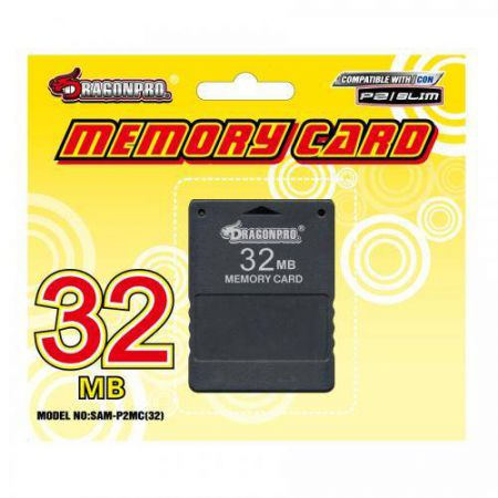 Carte Memoire 32 Mb Ps2