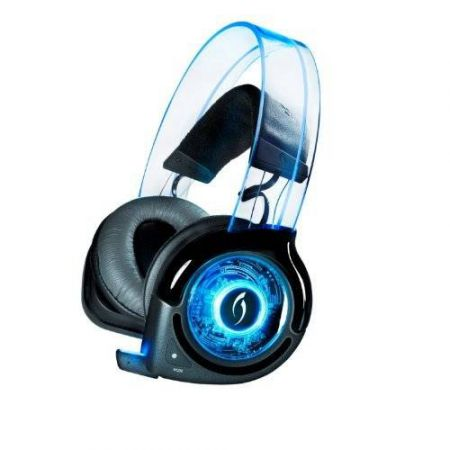 Casque Afterglow Agu.1s Sans Fil Xbox 360 Ps3 Wii Wii U Pc
