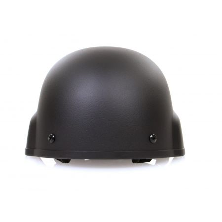 Casque de Protection MICH TC 2000 Light Helmet US Army SWAT - Noir