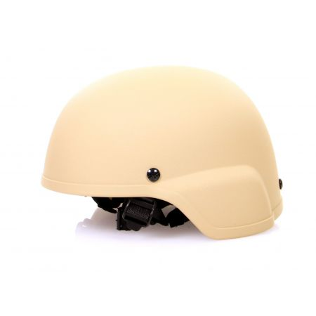 Casque de Protection MICH TC 2000 Light Helmet US Army SWAT - Tan