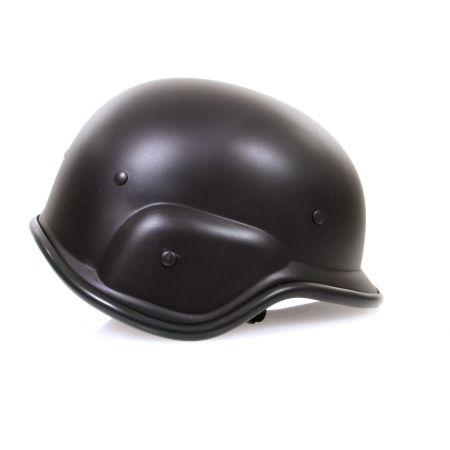 Casque Militaire M88 PASGT Helmet Tactique Spectra - Noir