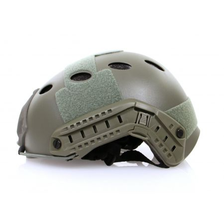 Casque Protection Airsoft Emerson Fast Helmet FG - Vert