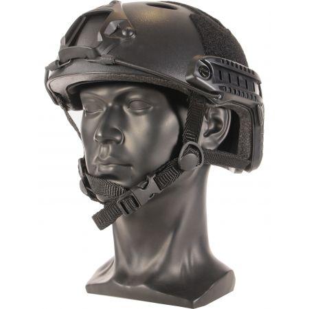 Casque Protection Airsoft Emerson Fast Helmet Noir - AIR5961