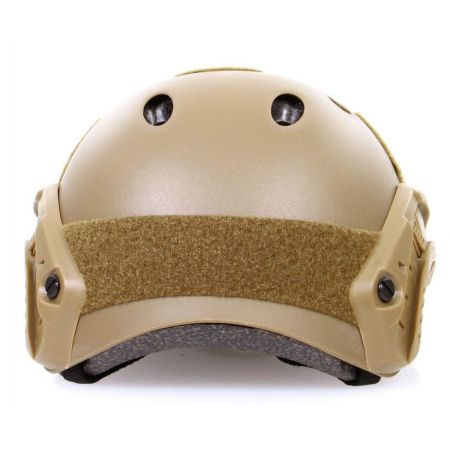 Casque Protection Airsoft Emerson Fast Helmet Tan Dark Earth - AIR0928