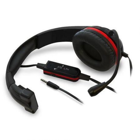 Casque Universel Stealth XP 200 - Xbox One / Ps4 / Wii U / Phone / Tablette