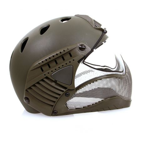 Casque WARQ protection Intégrale - OD