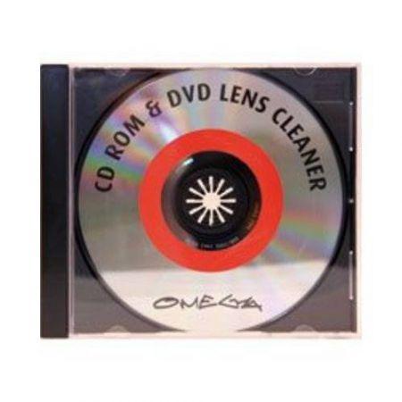 CD & DVD Disque de Nettoyage Anti-Statique Pour Lentille Avec Brosse (Exclusivement pour Xbox 360)