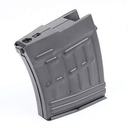 Chargeur 200 Billes King Arms SVD Dragunov Kalashnikov Spring Co2 AEG 125015