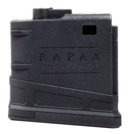Chargeur AEG 50 Billes Low Cap pour DMR Rapax XXI M1 & M2 - Noir