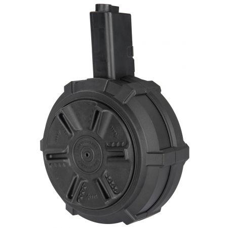 Chargeur AEG Drum Camembert 1500 Billes pour G&G ARP9 Noir - G-08-164