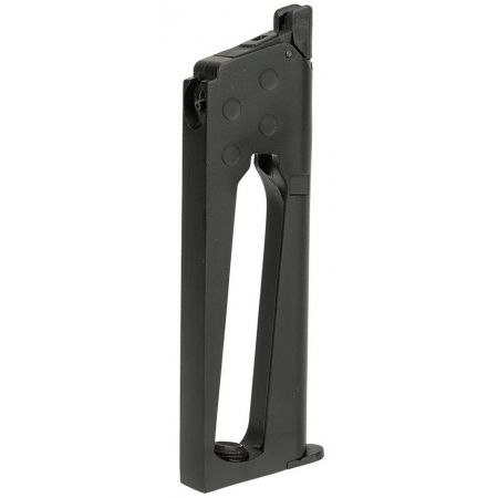 Chargeur Co2 14 Billes KWC Dan Wesson Valor (18528) Noir - 18529