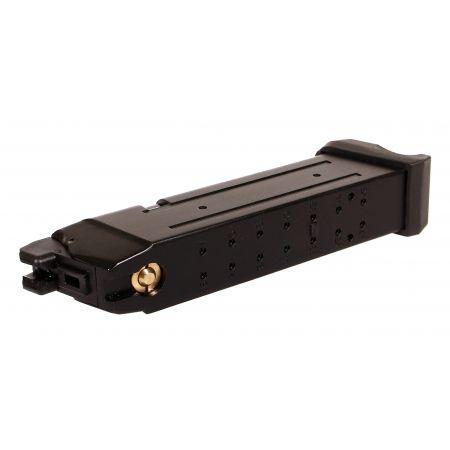 Chargeur CO2 25 Billes Pistolet APS ACP601 S17 G17 & Secutor Gladius