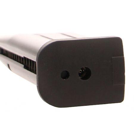 Chargeur Gaz 22 Billes pour Hi-Capa 3.8 WE Métal - Noir