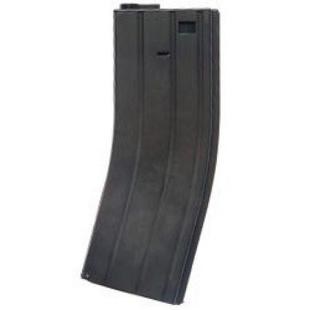 Chargeur Metal 360 Billes Fusil Colt (Serie M) M4 M16 M15 AEG - 17556