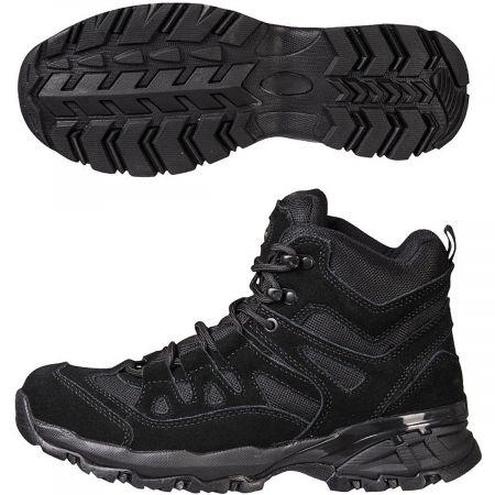 Chaussures Squad Mid Tactique Miltec - Noires