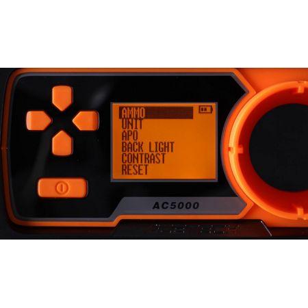 Chronographe Chrony AC5000 Acetech Noir - 697004
