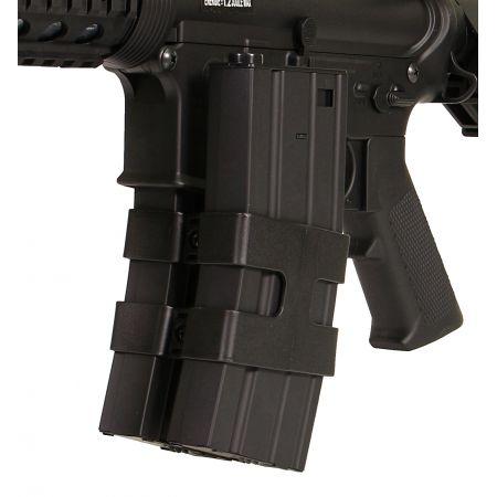 Clip Coupleur de Chargeurs M4 M15 M16 Masada S&T Armament Noir - ST44051