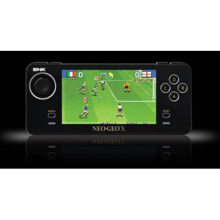 Console Neo Geo X Gold Limited Edition + 20 jeux
