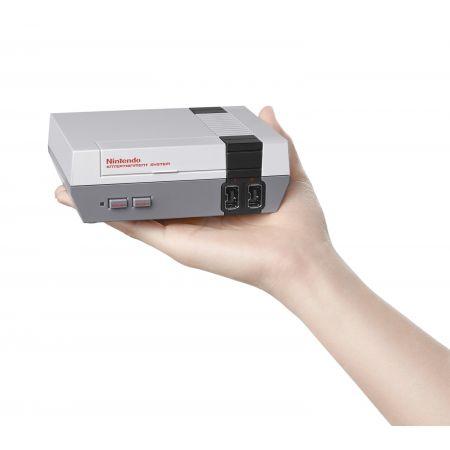 Console Nintendo NES Mini Classic + 30 jeux - (Entertainment System)