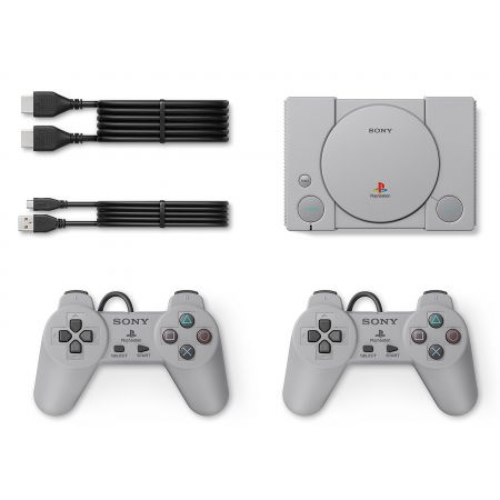 Console Playstation Mini Classic Sony - Grise