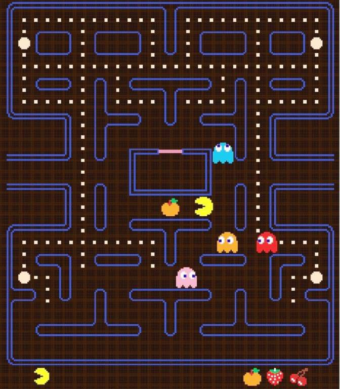 console plug play 12 jeux pacman pac man galaxian galaga ret. Black Bedroom Furniture Sets. Home Design Ideas