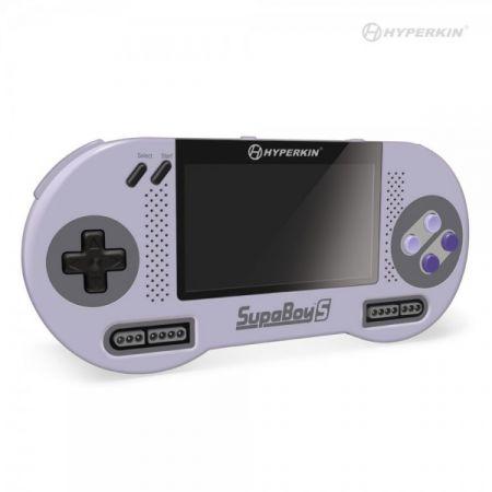 Console Portable SupaBoy S Hyperkin - Nes & Super Nintendo