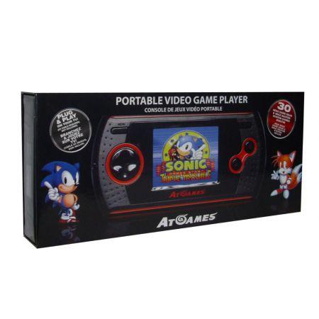 Console Sega Game Gear & Master System Portable (30 jeux inclus) - CMD2709