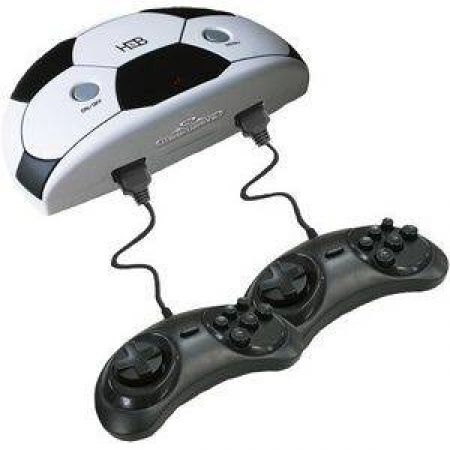 Console Sega Megadrive Edition Spéciale Football + 11 Jeux SM-2010