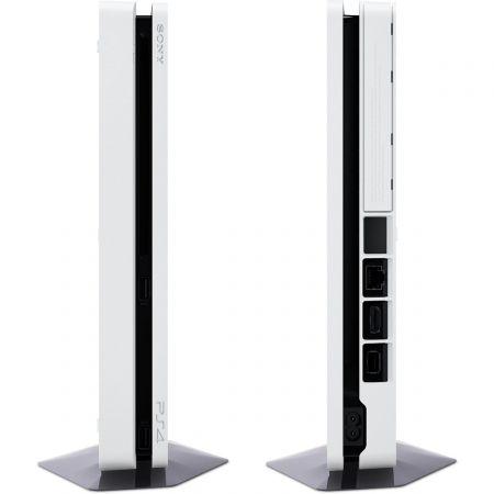 Console Sony Ps4 Slim 500 GO + Jeu Qui es-tu ? Playstation 4 - Blanche
