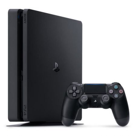 Console Sony Ps4 Slim 500 GO Playstation 4 - Noire
