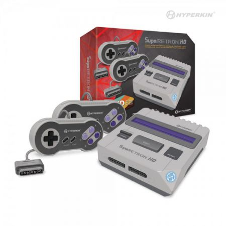 Console Supa Retron HD - Super Nintendo Mini SNES - Hyperkin