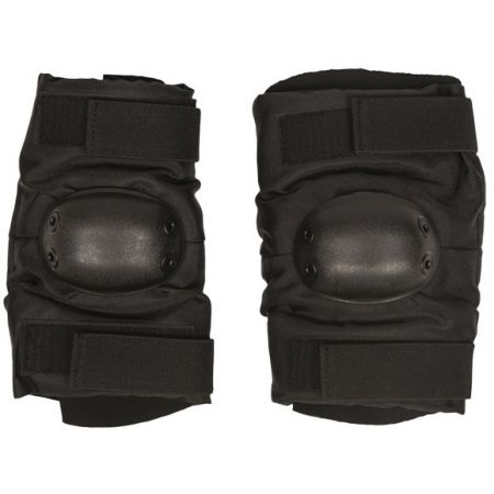 Coudières Protège Coude Swat - Coque Rigide Miltec Noire - 16232202