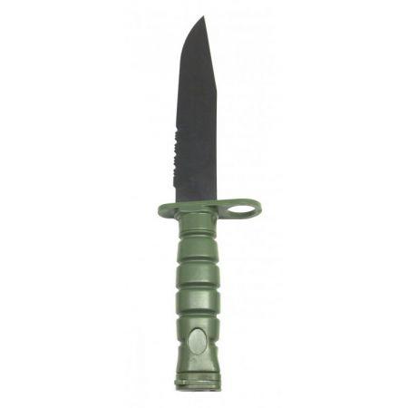 Couteau Baïonnette Factice Caoutchouc M10 S&T Armament Olive - ST44012