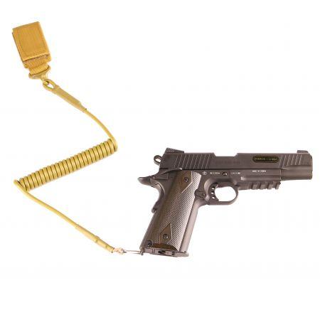 Dragonne Cordon de Sécurité Répliques de Poing Swiss Arms Tan – 604217
