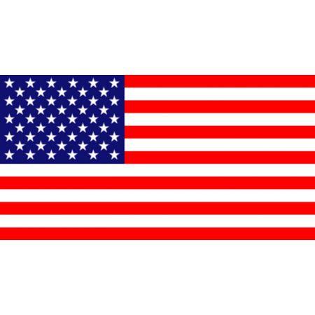 Drapeau Flag Amerique - Pays USA US Etats-Unis Americain (50 Etoiles) 150x90cm - Polyester - Miltec 16762000