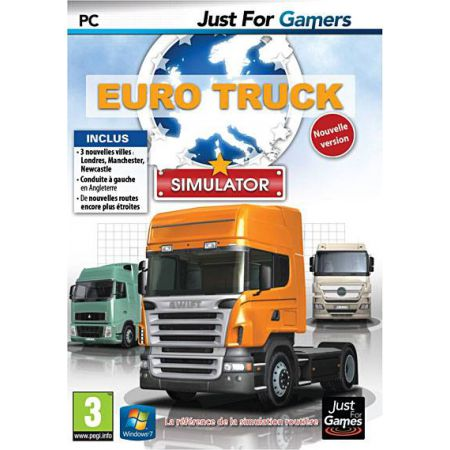 Euro Trucks Simulator Pc