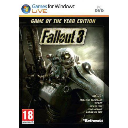 Fallout 3 Edition Goty Pc