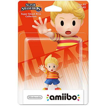 Figurine Lucas (53) Nintendo Super Smash Bros