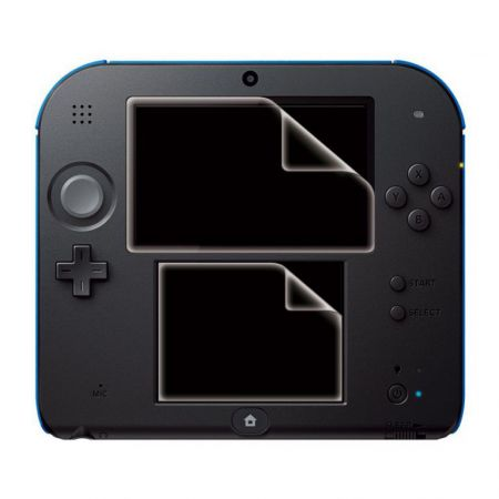 Film De Protection Ecran Console Nintendo 2Ds Officiel Nintendo Hori - 2DS-001U