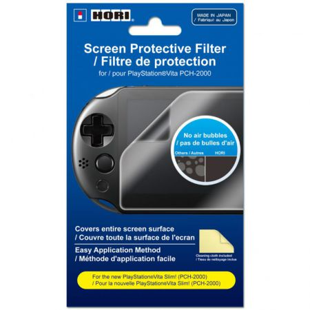 Film De Protection Ecran Console PS Vita Officiel Sony Hori - PSV-100E