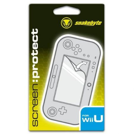 Film Protection Ecran screen Protect Gamepad Wii U