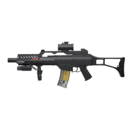 Fusil a Billes Doube Eagle G36 M41K1 Spring - PAL-AEG-AC80044