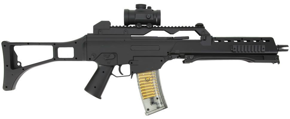 Airsoft hk g36