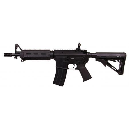 Fusil A&K M4 MOE Magpul CQB AEG Full Metal - Noir