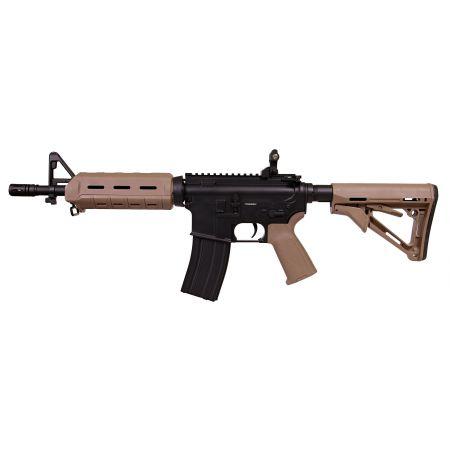 Fusil A&K M4 MOE Magpul CQB AEG Full Metal - Tan