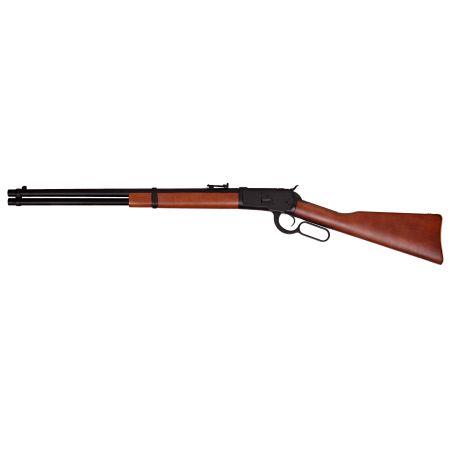 Fusil A&K Winchester M1892 1892 Gaz Full Metal & Bois - Noir